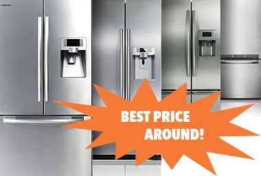 fridge & appliance repairs West Coast